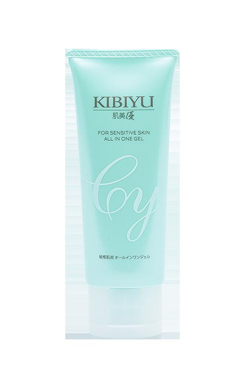 """KIBIYU−肌美優−敏感肌用オールインワンジェル"""""""